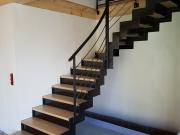 escalier crémaillière 2