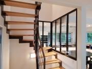 escalier crémaillière